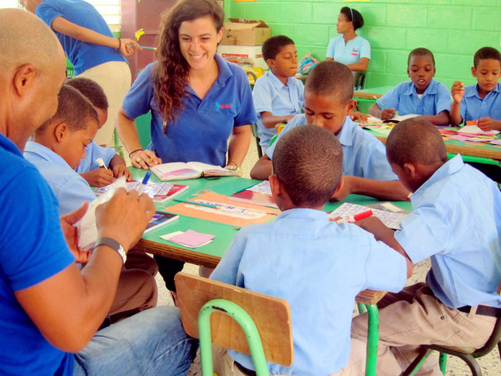 Sophia D'Angelo's Teacher Training in the Dominican Republic with the NGO 'Dream' from 2015-2016