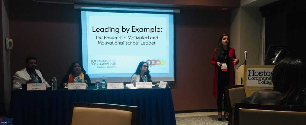 Leading by Example: The power of motivational and motivated school leaders - by Sophia M D'Angelo